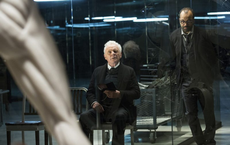 """Illustration for article titled Westworld: """"Dissonance Theory"""" (1x04) discussion/reaction"""