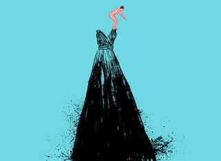 Illustration for article titled Death to the Maxi Dress: A Manifesto