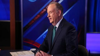 Bill O'Reilly on his show,The O'Reilly Factor on the Fox News ChannelRob Kim/Getty Images