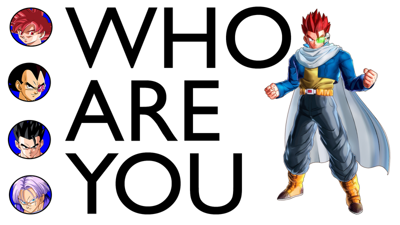 Illustration for article titled A Theory on Dragon Ball Xenoverse's New Character