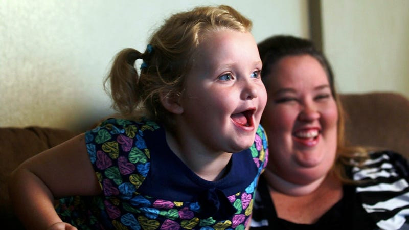 Illustration for article titled Honey Boo Boo's Family Gets a Big Raise, Manages to Keep It Real