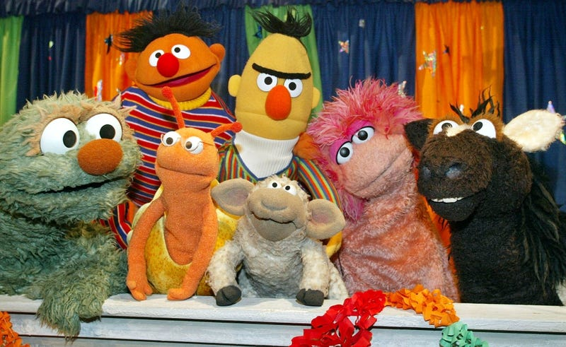 Illustration for article titled HBO's Sesame Street Sounds Like a Yuppie Hell