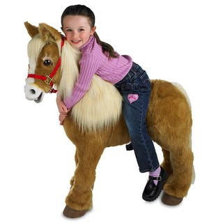 Illustration for article titled Authorities Blow Up $270 High-Tech Toy Pony After It Causes A Bomb Scare