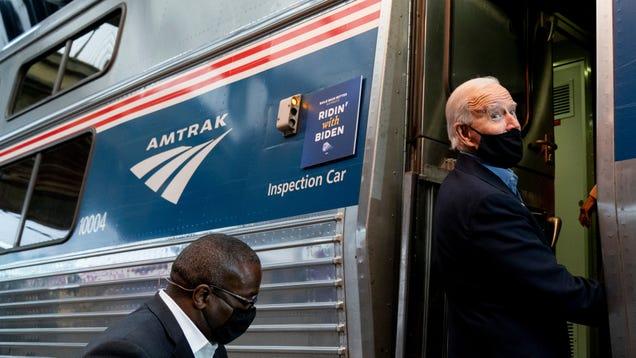 Amtrak Made a Bigger Map