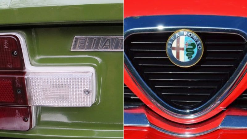 Illustration for article titled Used Car Face Off: The Italian Sedan Edition