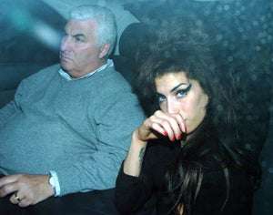 Illustration for article titled Amy Winehouse's Dad Steps In: Is She Grounded?