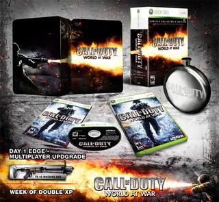 Illustration for article titled Call Of Duty: Expensive Collector's Edition (With Bonus PC System Specs)