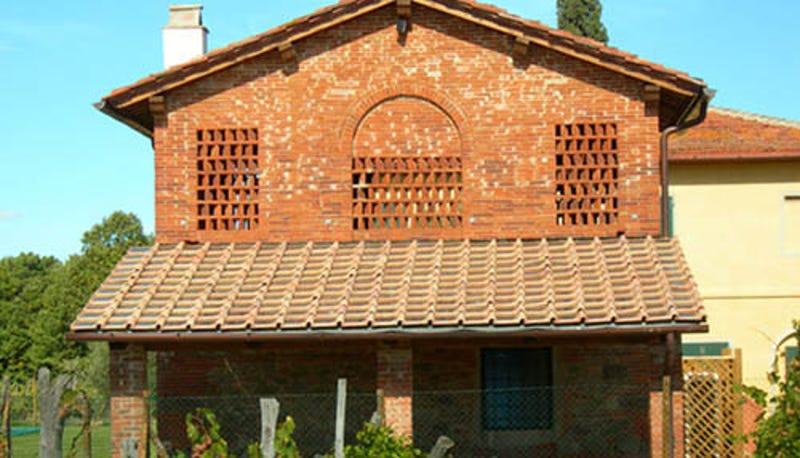 A Traditional Terracotta Roof That Happens to Harness the Sun
