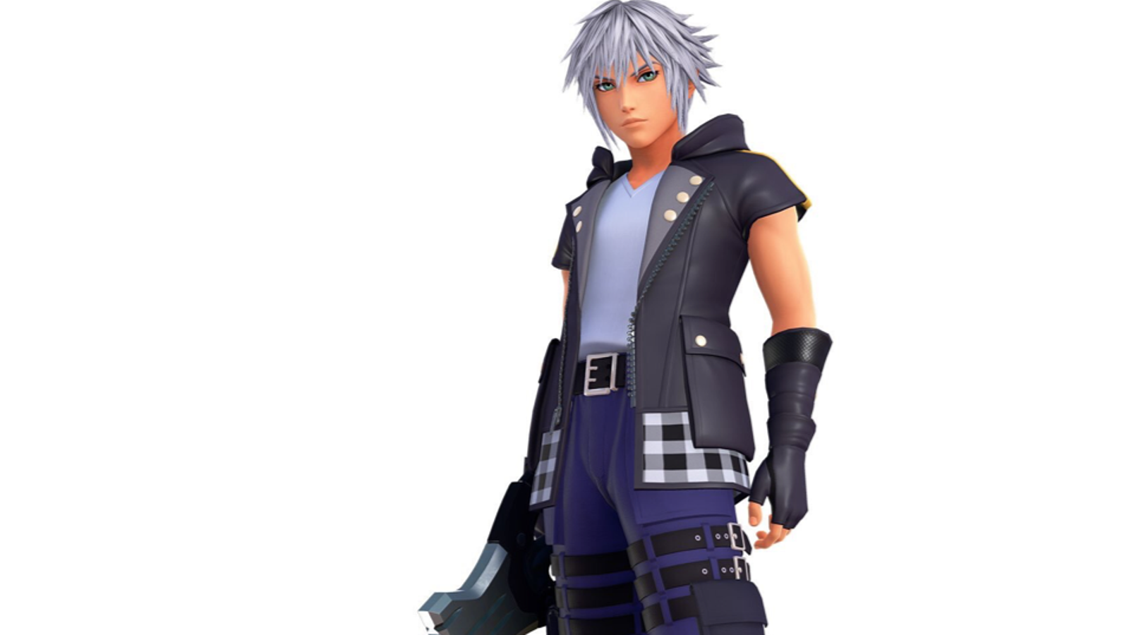 The Internet Reacts To Riku S Keyblade In Kingdom Hearts Iii