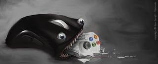 "Illustration for article titled Rumor: Microsoft Killed Plans For ""PC vs Xbox 360"" Online Play"