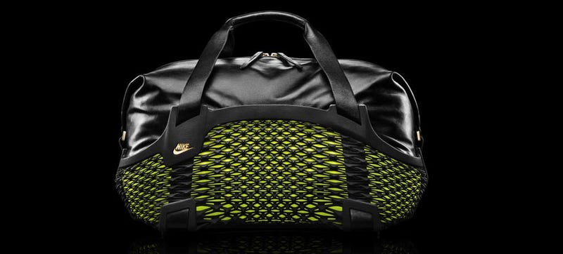 Illustration for article titled Nike's Latest Bag Is Hot Off the 3D Printer