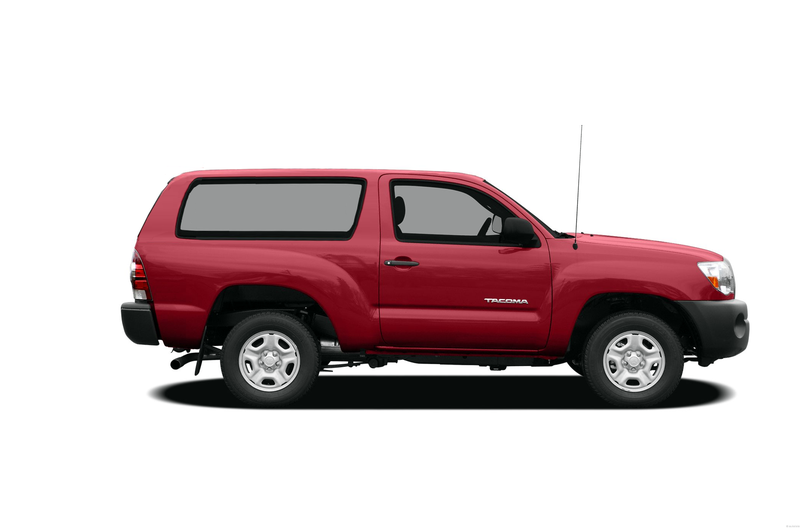 Illustration for article titled 2 Door Toyota Tacoma SUV?