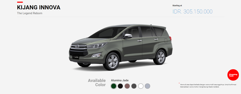 Toyota Innova: The RWD body-on-frame people carrier (and