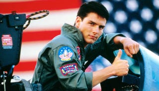 Illustration for article titled Tom Cruise joins Top Gun-with-aliens scifi flick Yukikaze