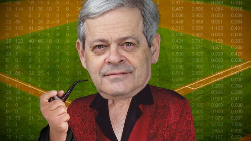 Illustration for article titled The Patron Saint Of Nerdy Jewish Baseball Fans; Or, Why The Father Of Fantasy Sports Is A Lot Like Hugh Hefner