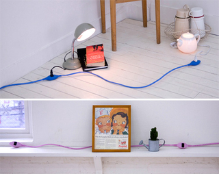 Illustration for article titled This Extension Cord is Really Spaced-Out