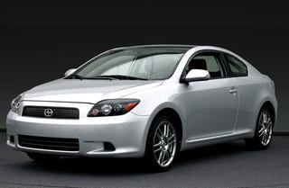 Illustration for article titled The 2008 Scion tC Revealed, Gets Standard iPod Connectivity