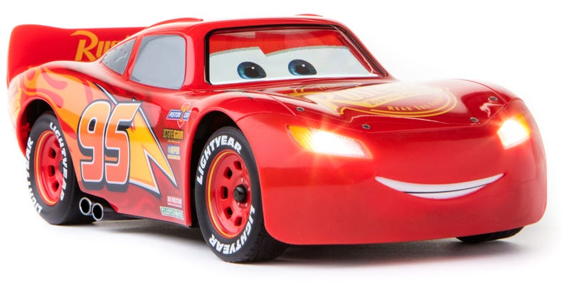 Cars  Advanced Remote Control Series Lightning Mcqueen
