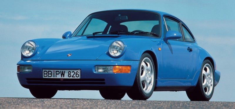 Illustration for article titled What's The Most Hilariously Expensive Air-Cooled Porsche 911 You Can Find?