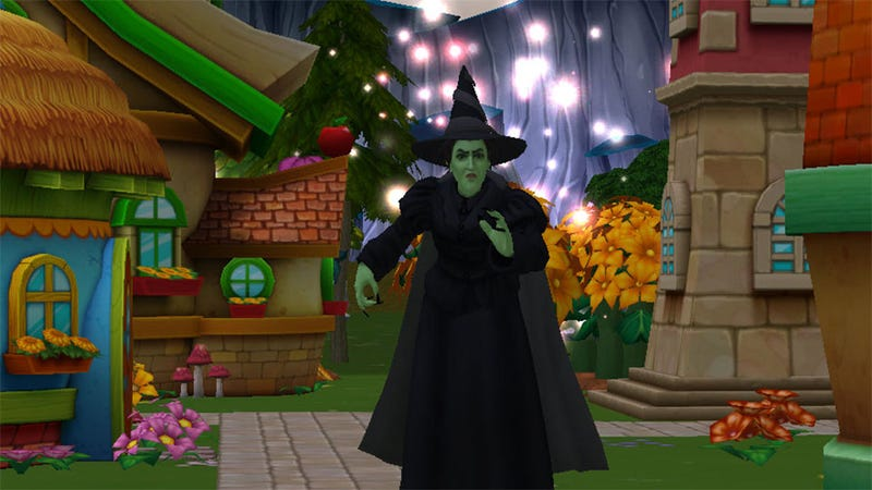 Illustration for article titled The Wizard of Oz Facebook Game Will Get You, My Pretty