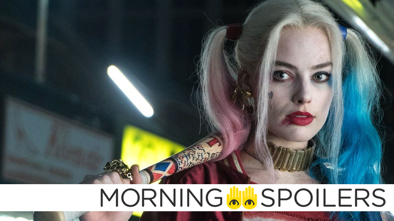 Who's joining Harley in this movie? Is she even in this movie? Who knows, at this point.