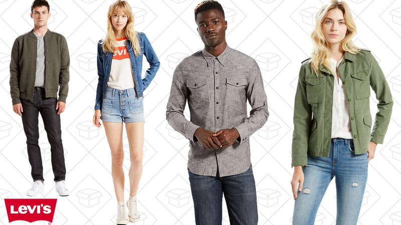 Extra 50% off sale styles with code 50EXTRA