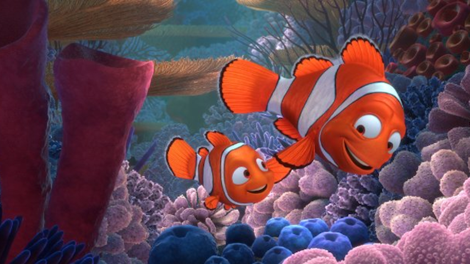 Scientifically Accurate Finding Nemo Would Be Horrifyingly Incestual