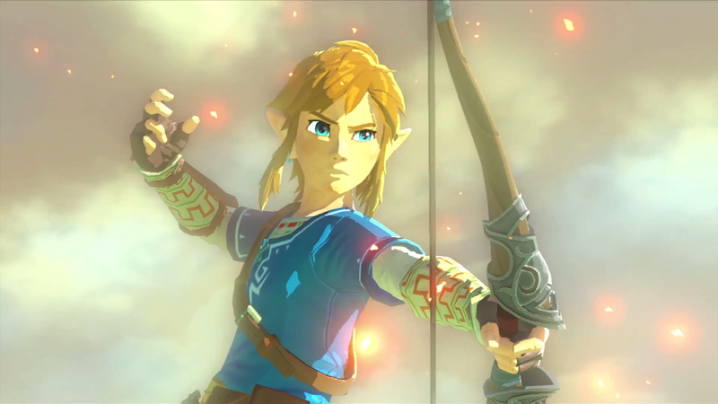 Illustration for article titled Eiji Aonuma Confirms It's Link In the Trailer