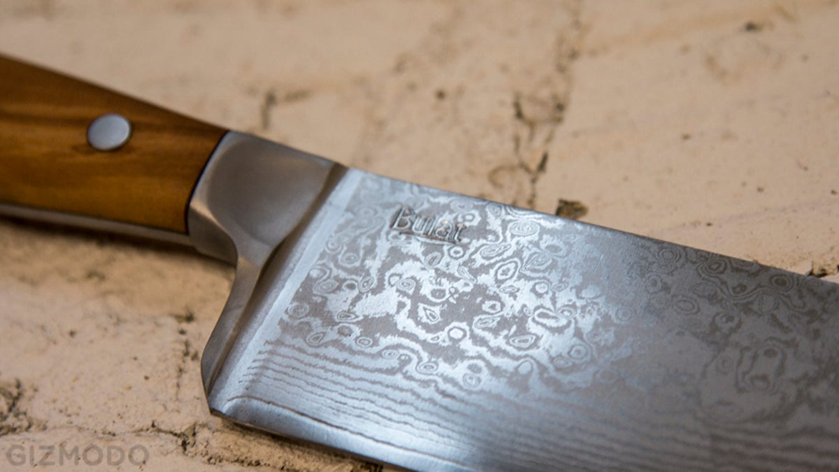This Beautiful Chef\'s Knife Is Beautifully Cheap
