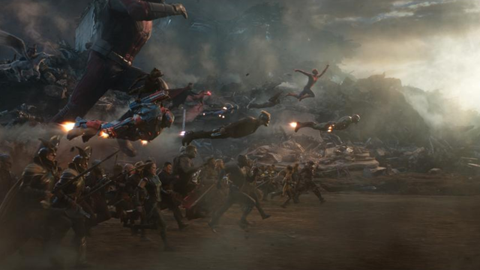 Here's What's in the Avengers: Endgame Re-Release, Hitting Theaters This Friday