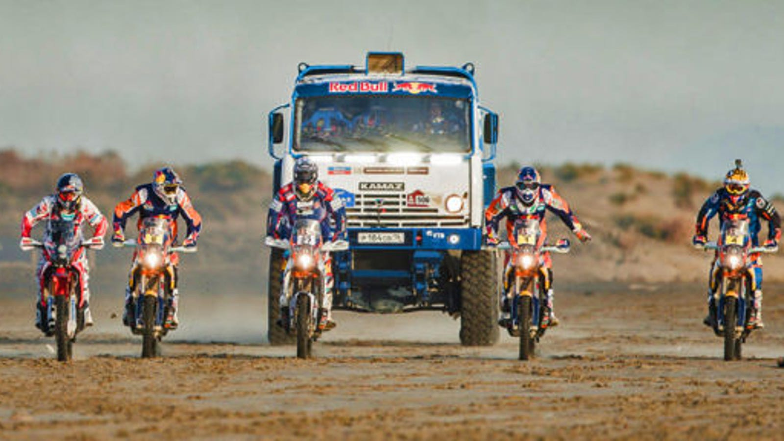 watch the awesome all vehicle off road show only red bull could pull off. Black Bedroom Furniture Sets. Home Design Ideas