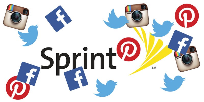Illustration for article titled Sprint's New Facebook-Only Data Plan Is a Sad Internet Future