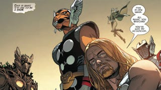 Marvel Comics Has Turned <i>Thor</i> Into <i>The Wire</i> And It's Awesome