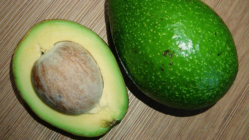 Illustration for article titled Make Use of an Unripened Avocado by Turning It Into a Garnish
