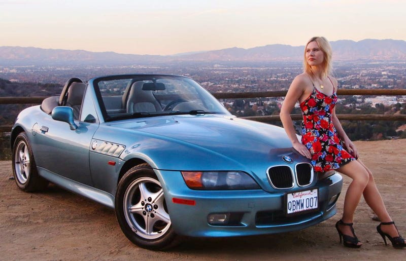 At 5 300 Could You Form A Bond With This 1998 Bmw Z3