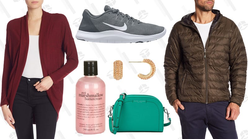 Clear the Rack | Nordstrom Rack | Extra 25% Off Clearance (Discount at Checkout)