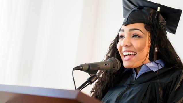 Tips For Writing A Graduation Speech