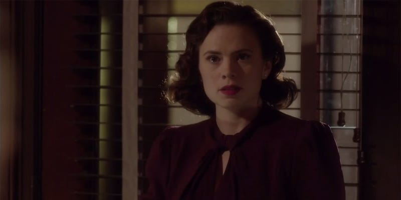 """Illustration for article titled By Force or Trickery: Secrets of Agent Carter episode """"Time and Tide"""""""
