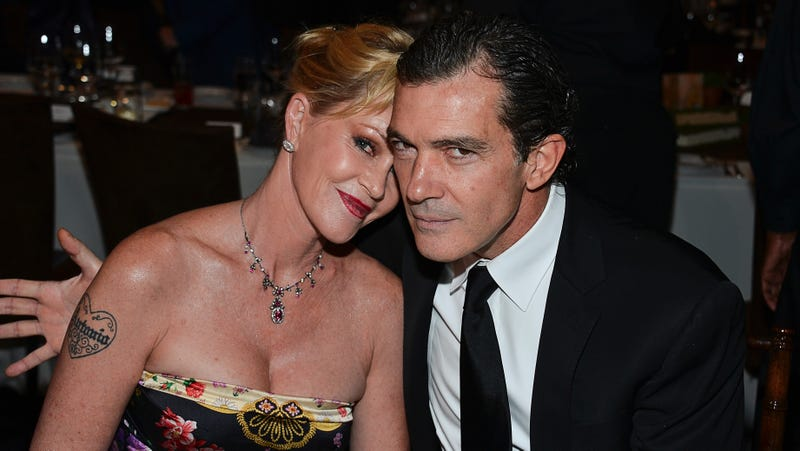 Illustration for article titled Melanie Griffith Has Filed for Divorce from Antonio Banderas