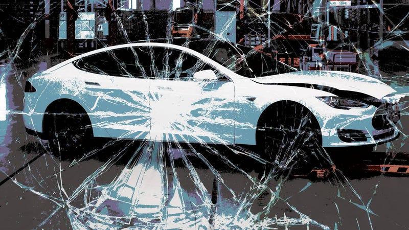 Illustration for article titled The Open Secret Behind The Tesla AutoPilot Crash
