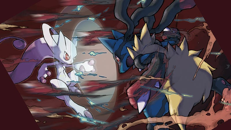Illustration for article titled Here's How Pokemon X And Y's New Mega Evolutions Work