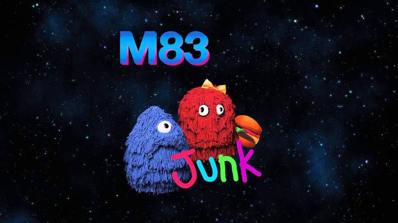 Illustration for article titled M83 Just Put Its Entire New Album on YouTube, Which Is Pretty Damn Cool