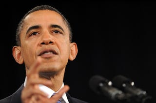 President Obama calls the GOP's bluff. (Getty)