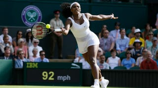 Serena Williams To Wimbledon Crowd: Don't Try Me