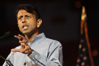 "Louisiana Gov. Bobby Jindal willing to sign ""Birther bill."" (Getty)"