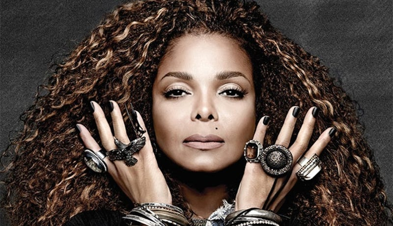 Here's Janet Jackson's New Song So You Can Play It On Repeat
