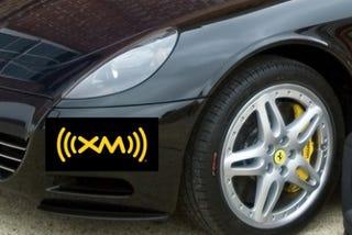 Illustration for article titled Ferrari 612 Scaglietti to Get Standard XM