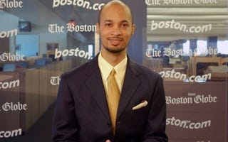 NABJ President Greg Lee (Boston Globe)
