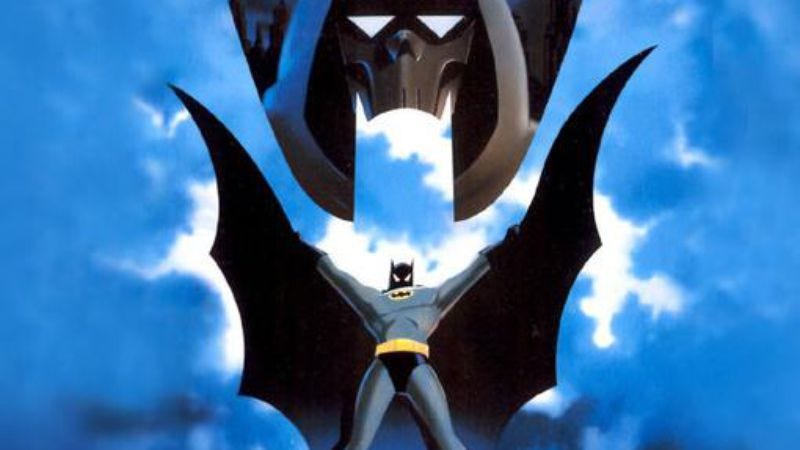Illustration for article titled Batman: The Animated Series: Mask Of The Phantasm