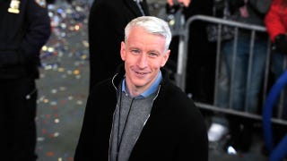 Illustration for article titled Anderson Cooper Thinks We Don't Know He Loves Real Housewives